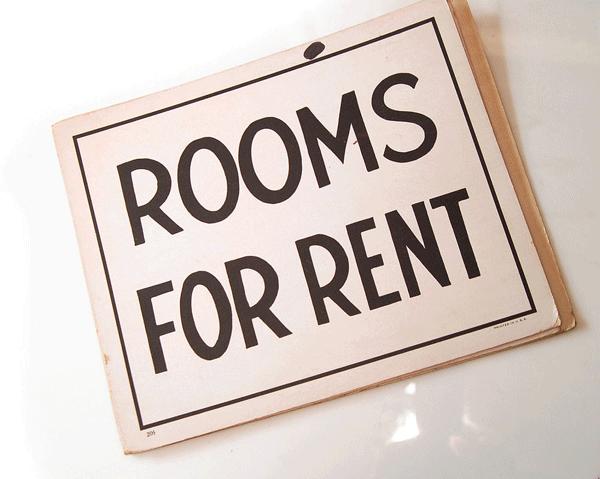 cheap accountants - rent a room